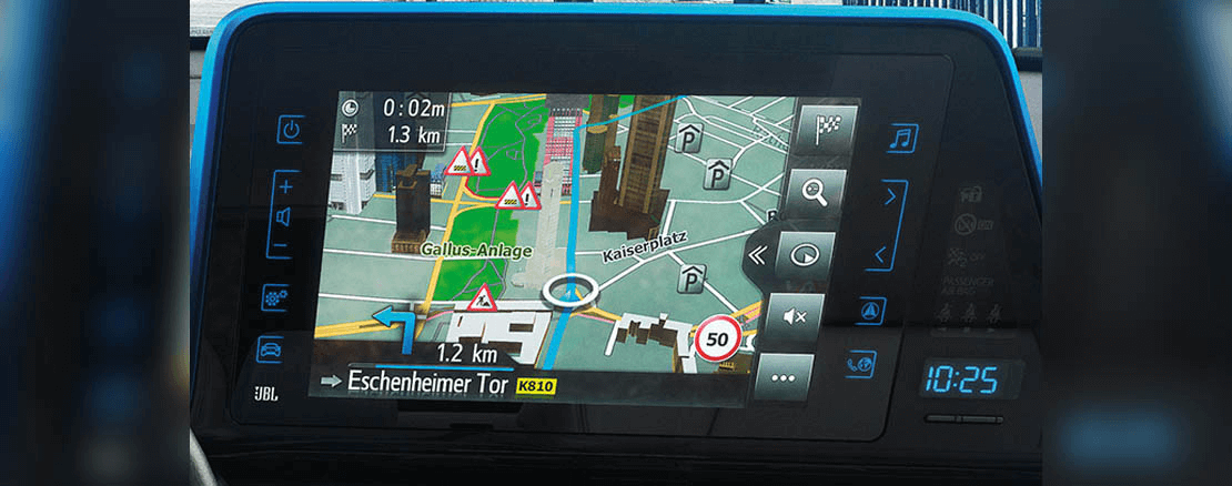 NAVIGATIONSSYSTEM Toyota Touch2&Go Plus2